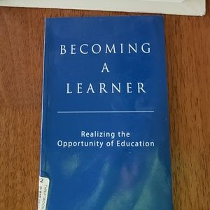 Becoming a learner